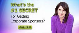Sponsor Secret: Whats the #1 secret for getting corporate sponsors?